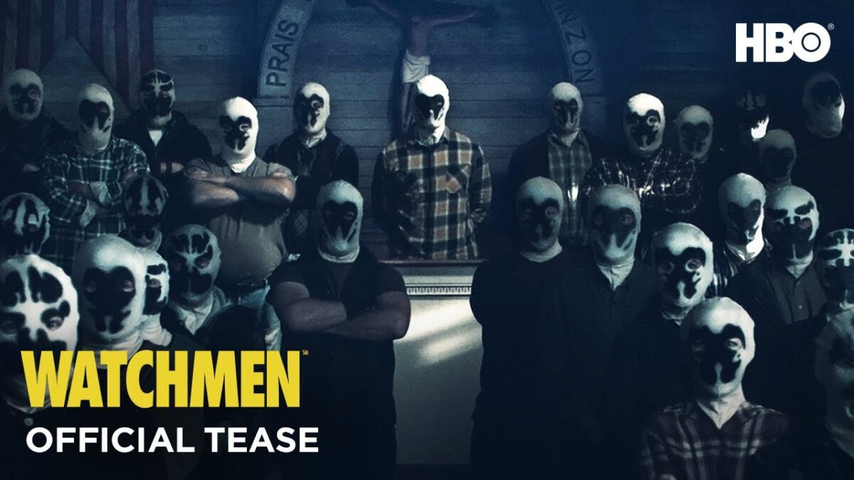 HBO's Watchmen and its opening sequence: The Tulsa Incident